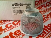 CONCORD PE-1000-WH