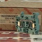 WEIDMULLER 1632060000