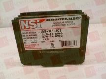 NSI INDUSTRIES AS-K1-K1