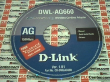 D LINK CD-DWLAG660