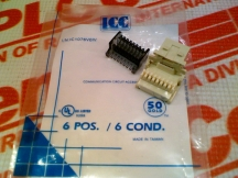 INTERNATIONAL CONNECTORS IC1076VOIV