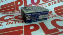 PATTON & COOKE 11KER