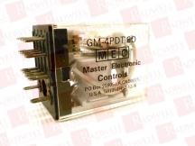 MASTER ELECTRONIC CONTROLS GM-4PDT-6D