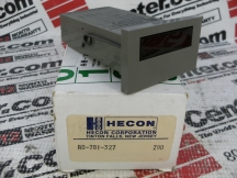 HECON CORPORATION A0-781-327