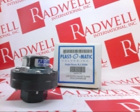PLAST-O-MATIC VALVES INC GGMTX1-PV