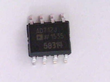 ANALOG DEVICES AD712JRZ