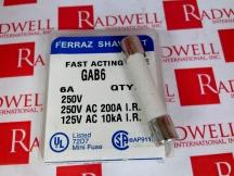 FERRAZ SHAWMUT GAB-6