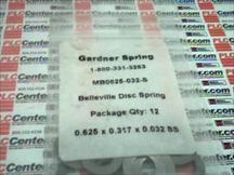 GARDNER SPRINGS MB0625-032-S
