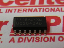 TEXAS INSTRUMENTS SEMI UC2843AD