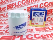 HASTINGS FILTERS LF-222