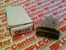 GE RCA CR123-H07.4A