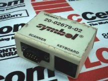 SYMBOL TECHNOLOGIES 20-02679-02