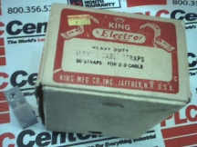 KING MFG CO 04025-50