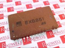 FUGI ELECTRIC EXB851