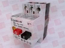 EATON CORPORATION PKZM-1-16AMP