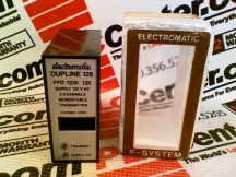 ELECTRO MATIC FFD-1220-120
