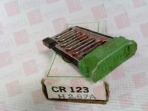 GE RCA CR123-H26.7A