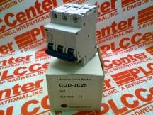 CONTROL GEAR DIRECT CGD-3C25