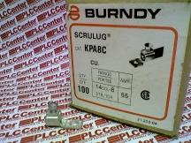 BURNDY KPA8C