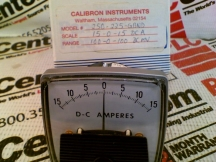 CALIBRON INSTRUMENTS 250-225-GBND