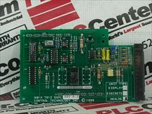 CONTROL TECHNOLOGY INC 901A7312