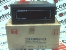 SHIMPO INDUSTRIAL CO DT-4RM