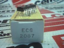 PHILIPS ECG 2087