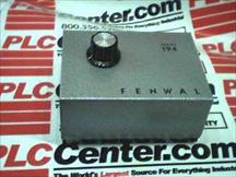 FENWAL CONTROLS 19-424005-200