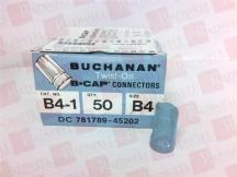 BUCHANAN WIRE NUTS B4-1