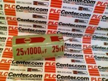 RAY REX CE04W-25V-1000UF