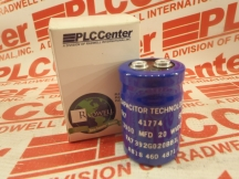 CAPACITOR TECHNOLOGY FA7392G020BB1L