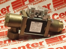 CO AX VALVES INC VMK-15-DR-NC