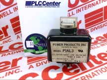 POWER PRODUCTS P1AL3