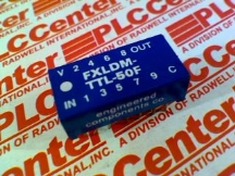 COMPONENT ENGINEERING COMPANY FXLDM-TTL-50F