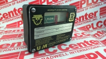 UNIVERSAL FLOW MONITORS 02GM-6-100S-1NR-Z84-.5D