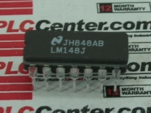 NATIONAL SEMICONDUCTOR LM148J