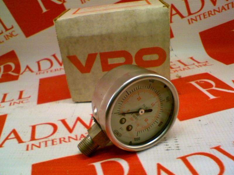 VDO INSTRUMENTS 2307-120-0-1000