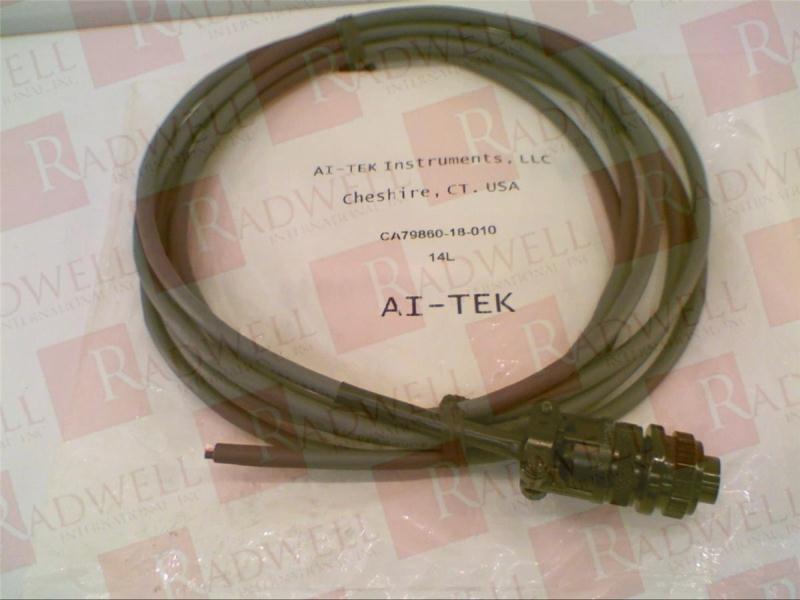 AI TEK INSTRUMENTS CA79860-18-010