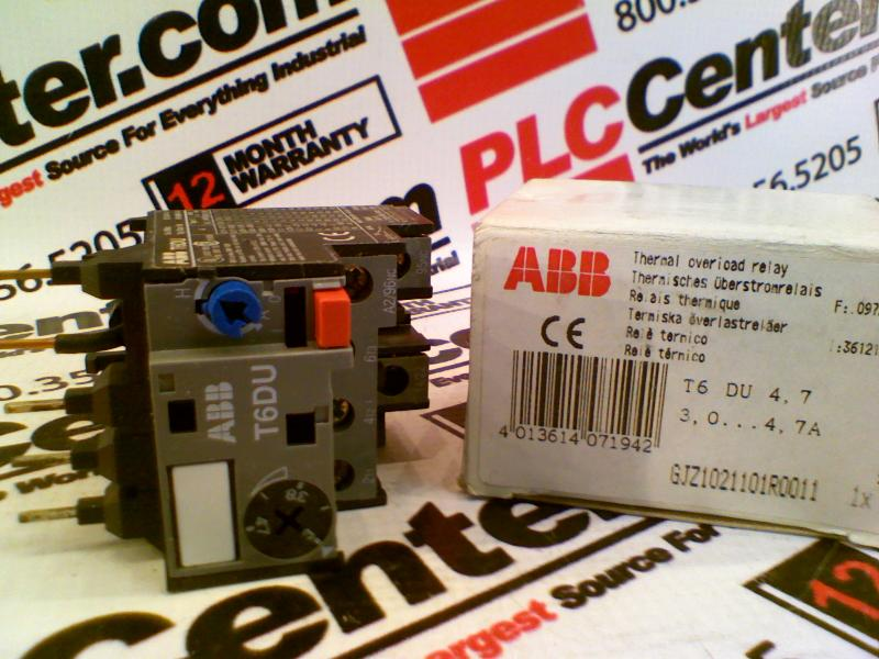 ABB T6DU4.7