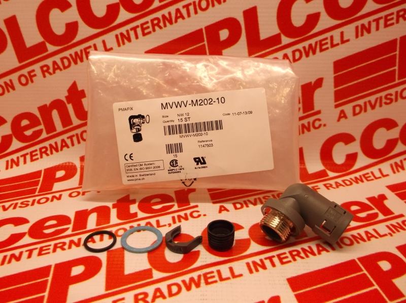 PMA MVWV-M202-10-EACH