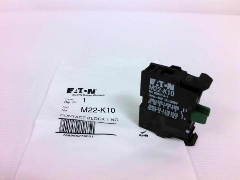 EATON CORPORATION M22-K10
