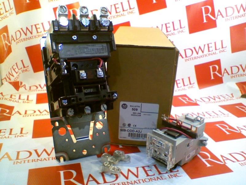 509 Cod A2j By Allen Bradley Buy Or Repair At Radwell