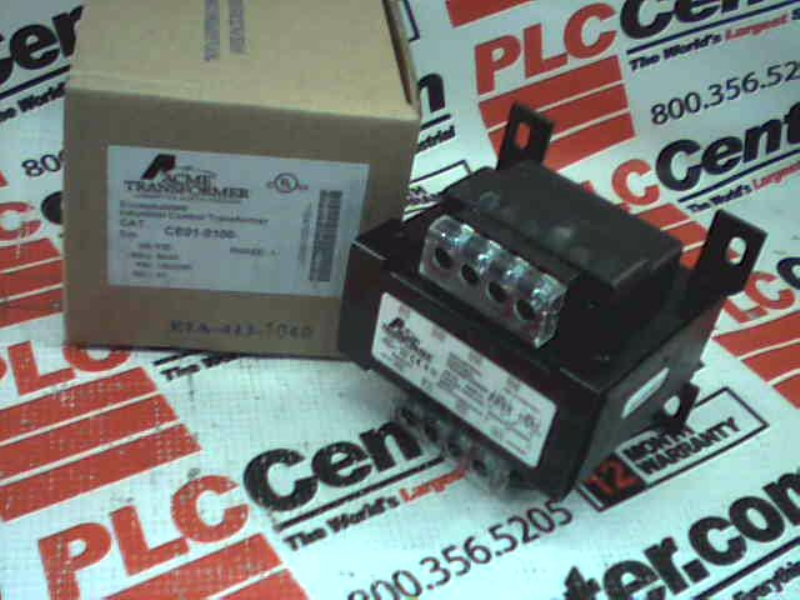 ACME ELECTRIC CE01-0100