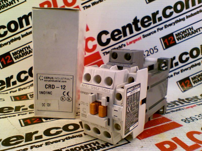 CERUS CRD-12-12VDC
