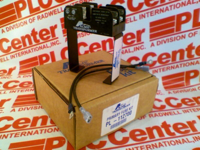 ACME ELECTRIC PL-112700