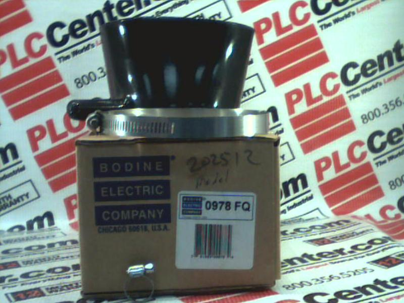 BODINE ELECTRIC 0978