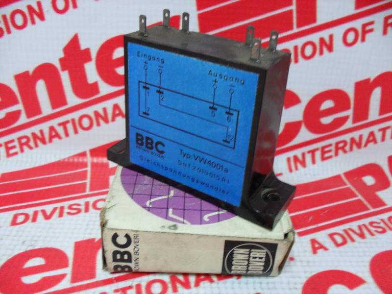 ABB GNT2010015R0001