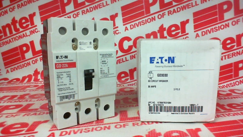 EATON CORPORATION GD-3030