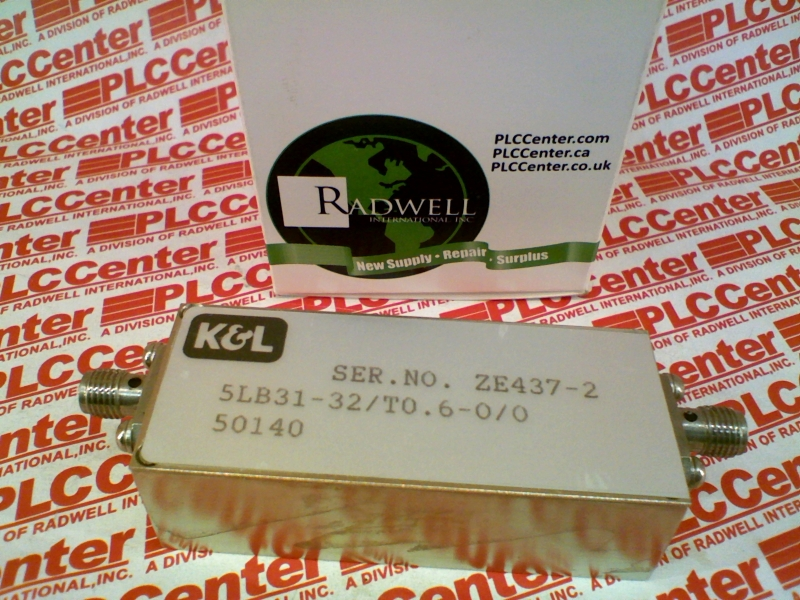 K&L MICROWAVE 5LB31-32/TO.6-0/0
