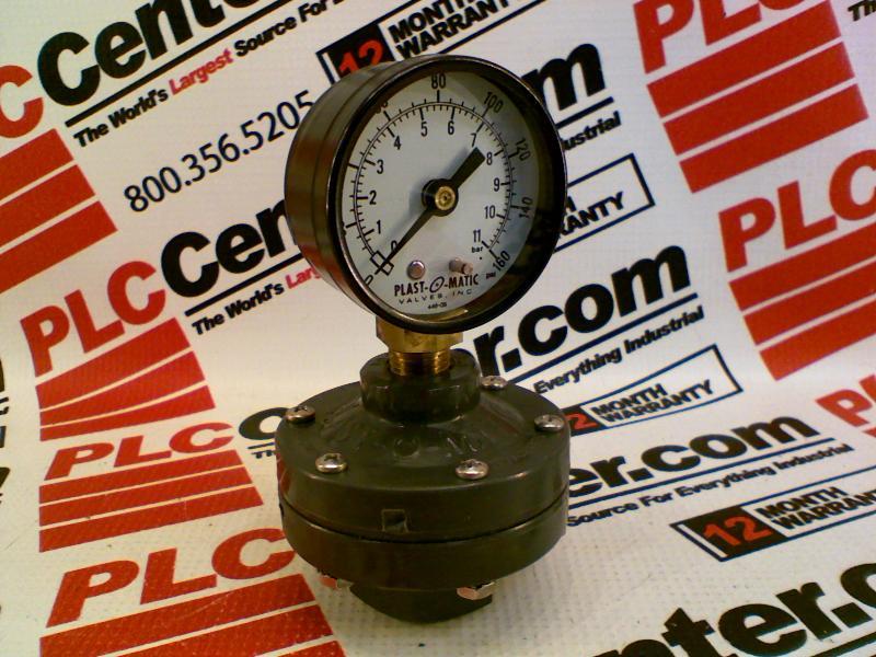 PLASTOMATIC VALVES GGMT160-PV